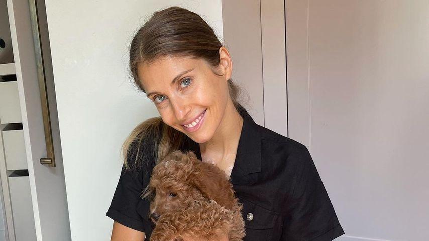 Trotz Ludwigs Hundeallergie? Cathy Hummels bekommt Welpen