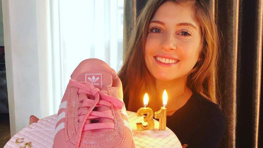 """Verdammte 31"": B-Day-Girl Cathy Hummels wird gerne älter!"