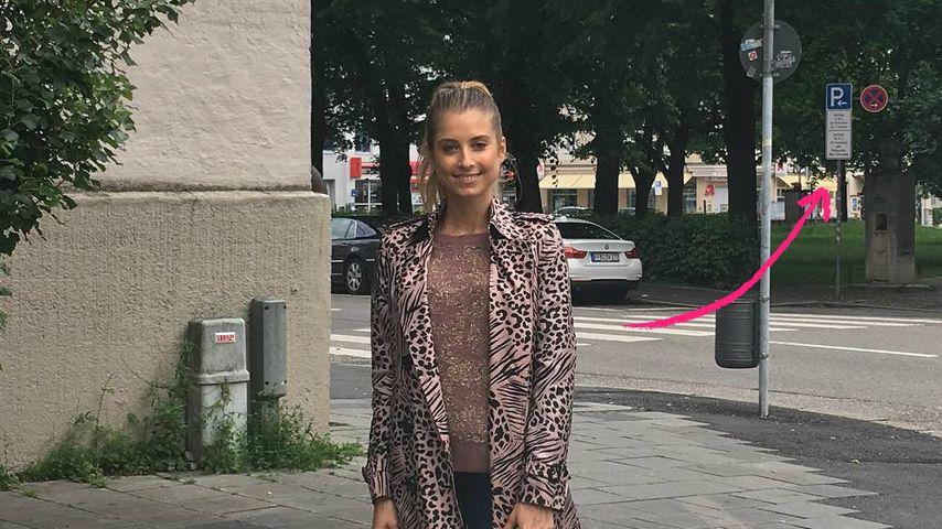 Fake-Paris-Pic: Cathy Hummels passiert peinliches Malheur!
