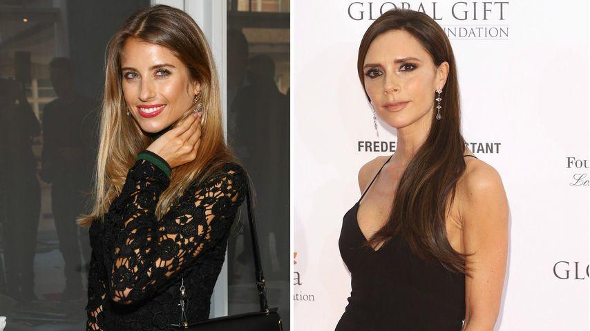Cathy Hummels: Victoria Beckham ist ihre Mode-Muse!
