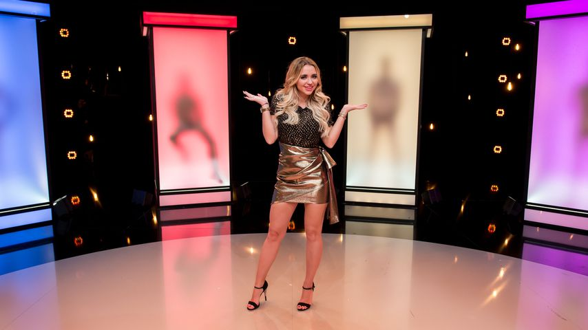 "Cathy Lugner bei ""Naked Attraction"""