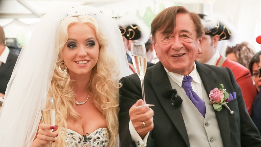 Nach Promi-BB-Zoff: Die Lugners feiern 2. Hochzeitstag