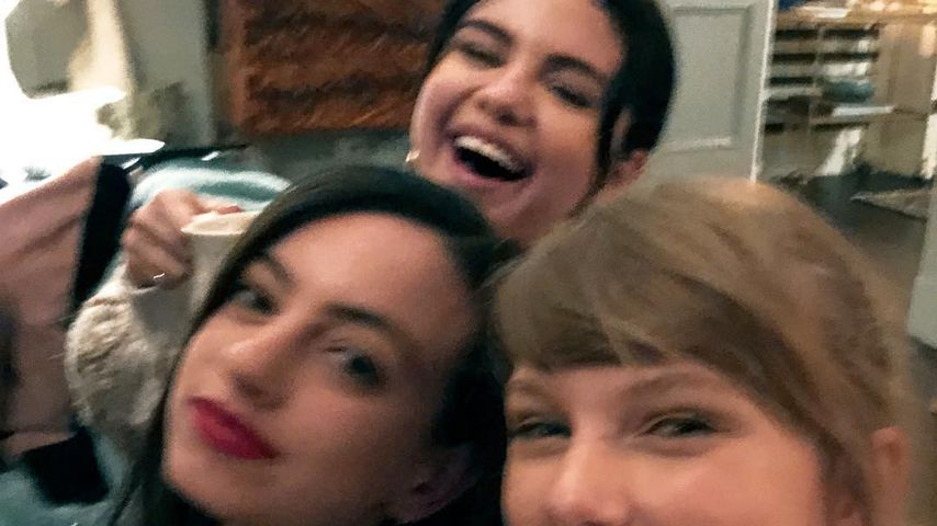 Lebensfreude pur! Selena Gomez feiert Mädelsabend mit Taylor