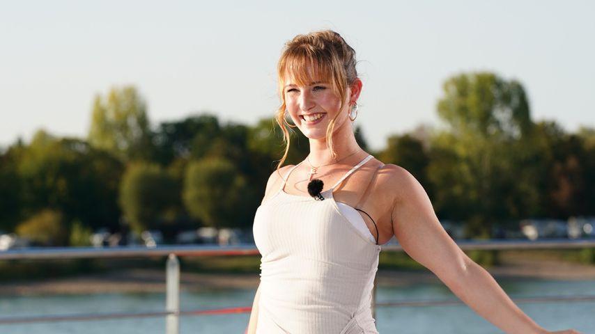 Cecile Marie Sperlich beim DSDS-Casting