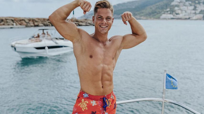Cedric Beidinger, 2020 auf Ibiza