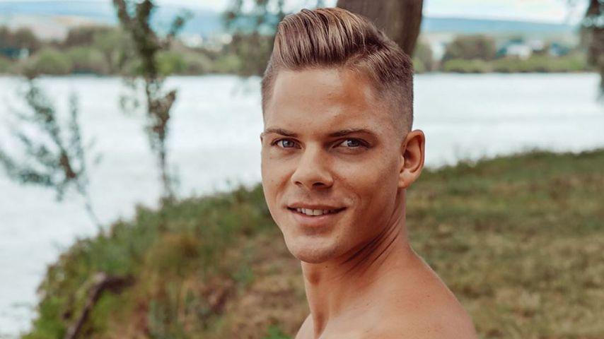 Cedric Beidinger im Jahr 2020