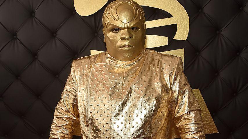 Oscar bei den Grammys? Cee-Lo Green kommt als goldene Statue