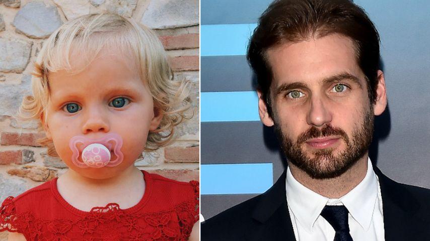 Michelle Hunzikers Tochter Celeste: Sie sieht aus wie Papa!