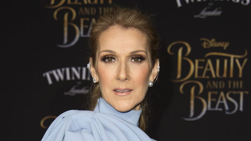 "Céline Dion bei der ""Beauty and the Beast""-Premiere in Los Angeles"