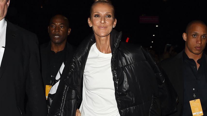 Kostspielig: So viel gibt Celine Dion für Schlabberlook aus