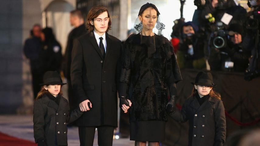 Nach Renés Tod: Celine Dion will Vaterrolle nicht ausfüllen