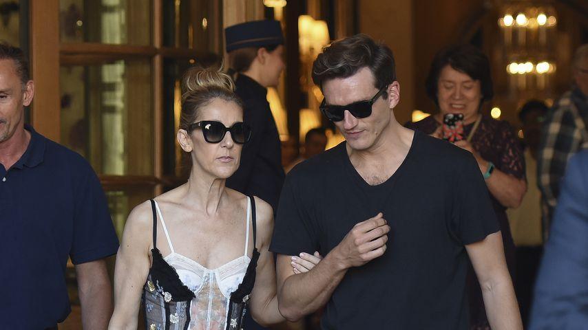 Verliebt? Céline Dions Tänzer klärt Beziehungsstatus auf!