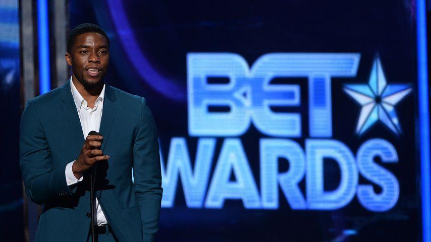 Nach Oscar-Pleite: Chadwick Bosemann bei BET-Awards geehrt