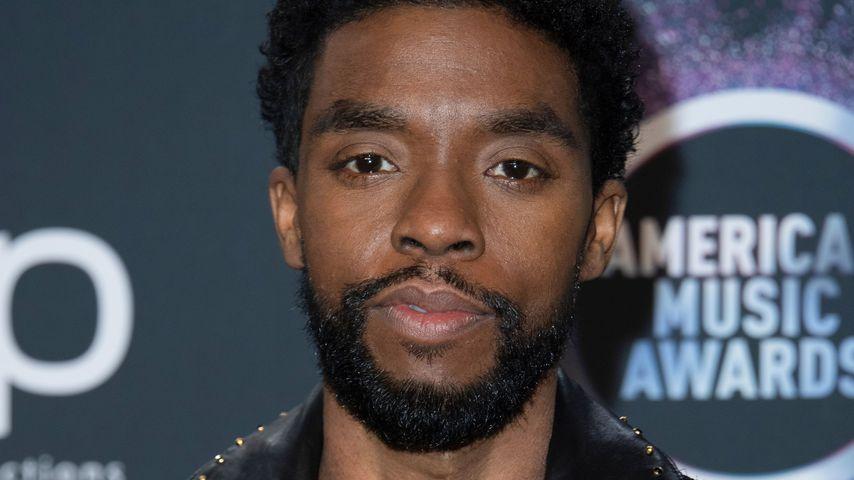 """Tod mit 43: Fans trauern um """"Black Panther""""-Star Chadwick"""