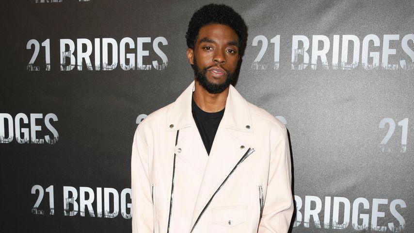 Chadwick Boseman im November 2019