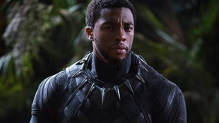 "Chadwick Boseman im Marvel-Film ""Black Panther"""