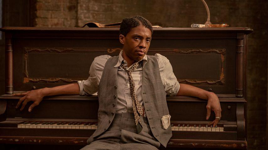 "Chadwick Boseman als Levee in ""Ma Rainey's Black Bottom"""