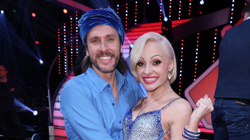 """Chakall und Marta Arndt in der 3. Liveshow von """"Let's Dance"""" 2018"""