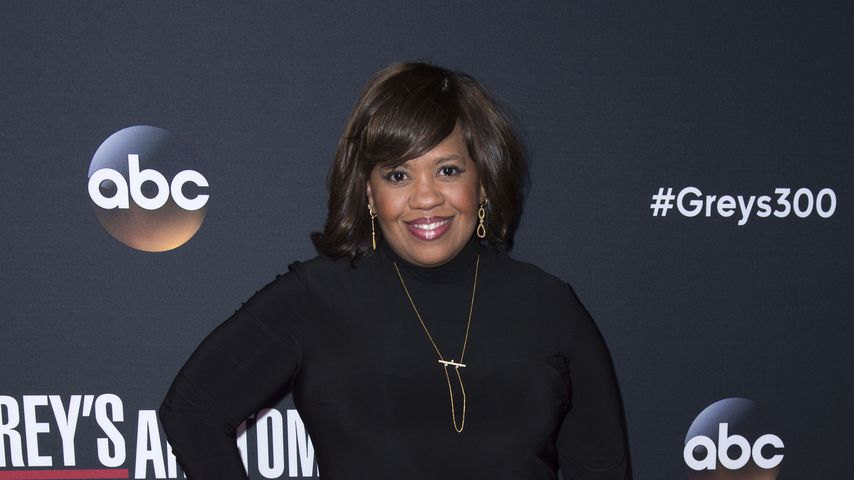 """Grey's Anatomy""-Star Chandra Wilson"