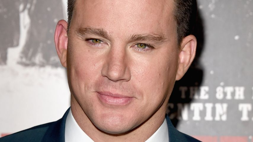 Channing Tatum bei der 'The Hateful Eight'-Premiere in Hollywood