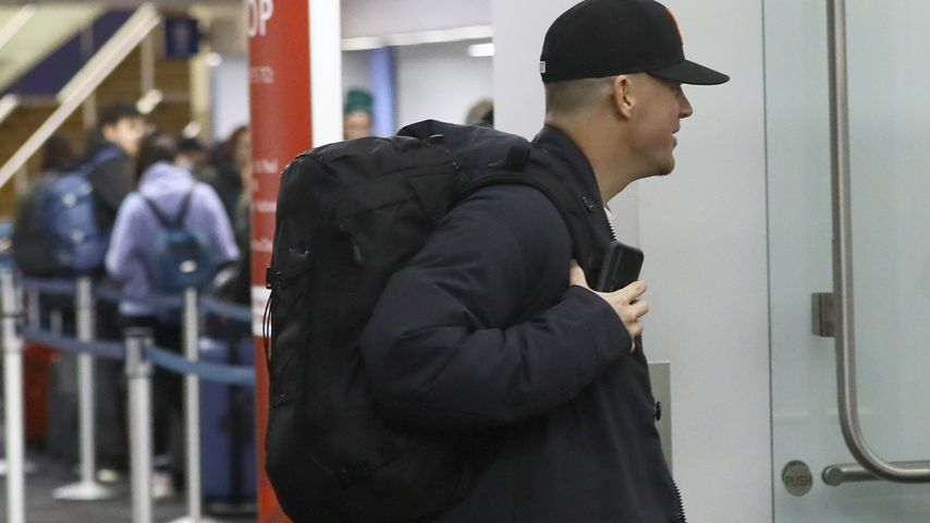Channing Tatum in Los Angeles im Dezember 2019