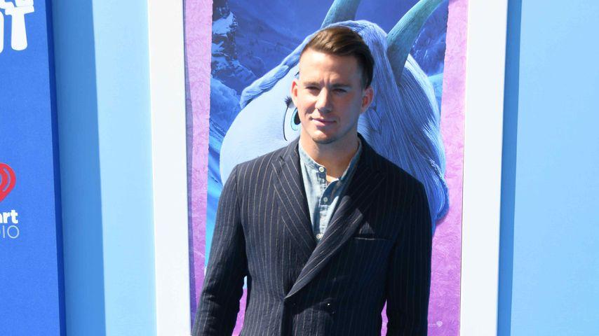 """Schauspieler Channing Tatum bei der Premiere von """"Smallfoot"""""""