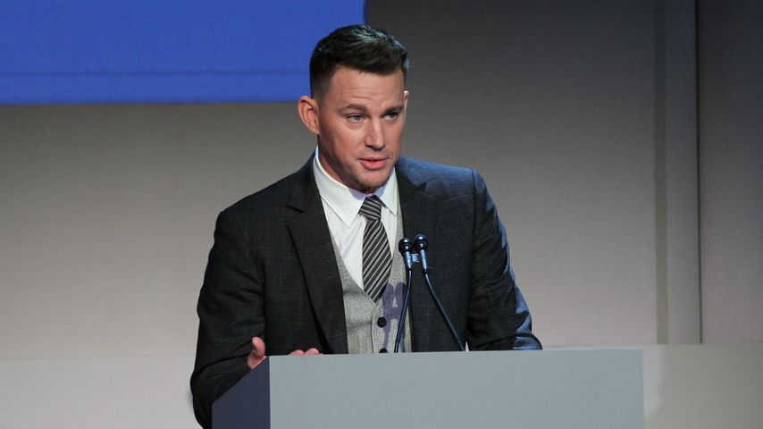 Channing Tatum im November 2018 in New York City