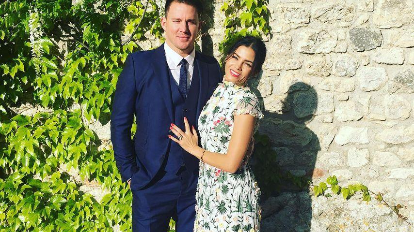 Trotz Ehe-Aus: Channing & Jenna verbringen Freizeit zusammen