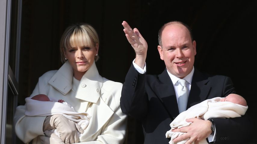 Hallo Babys! Monaco feiert den royalen Nachwuchs