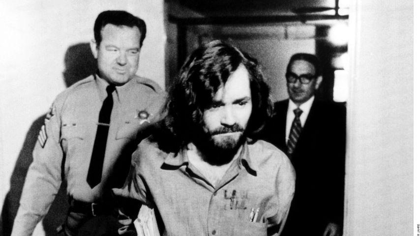 Charles Manson, Serienmörder