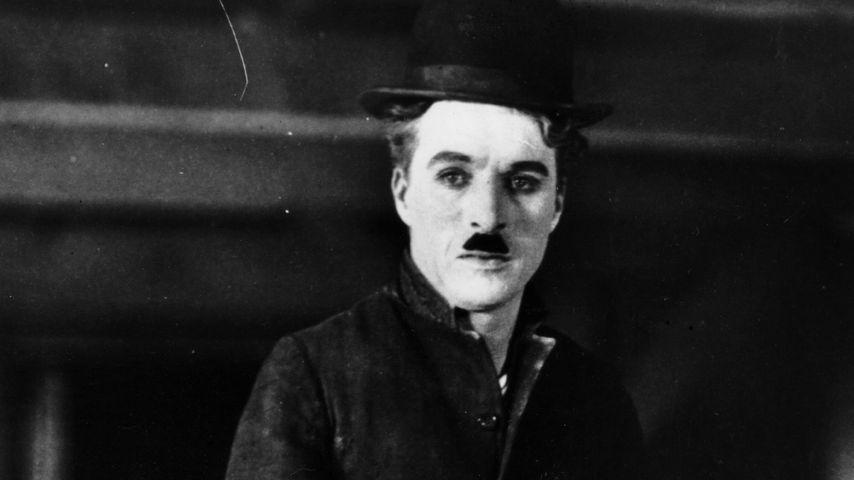 Schauspieler Charlie Chaplin