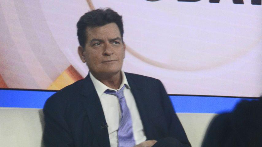 Vor HIV-Diagnose: Charlie Sheen befürchtete Hirntumor!