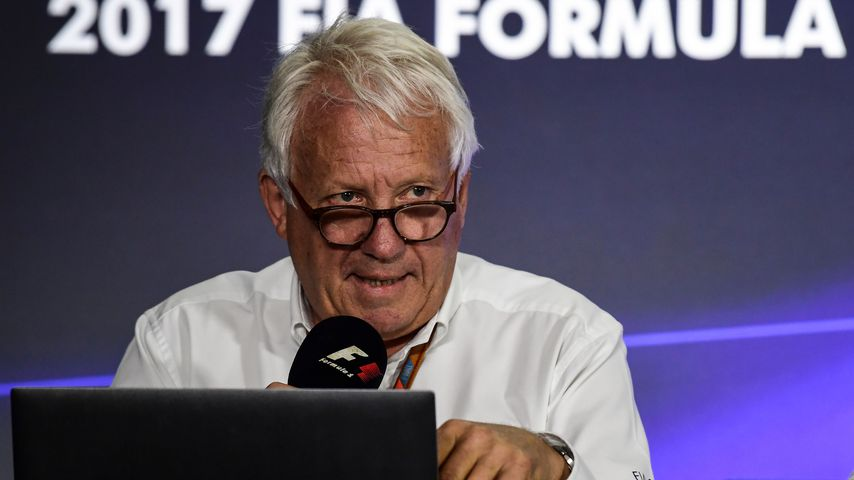 Charlie Whiting im Oktober 2017 in Mexiko