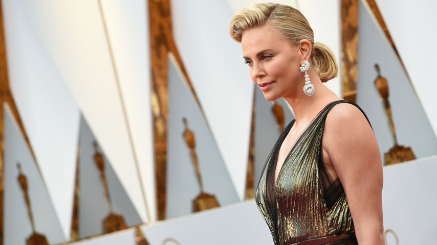 Charlize Theron bei den Oscars 2017