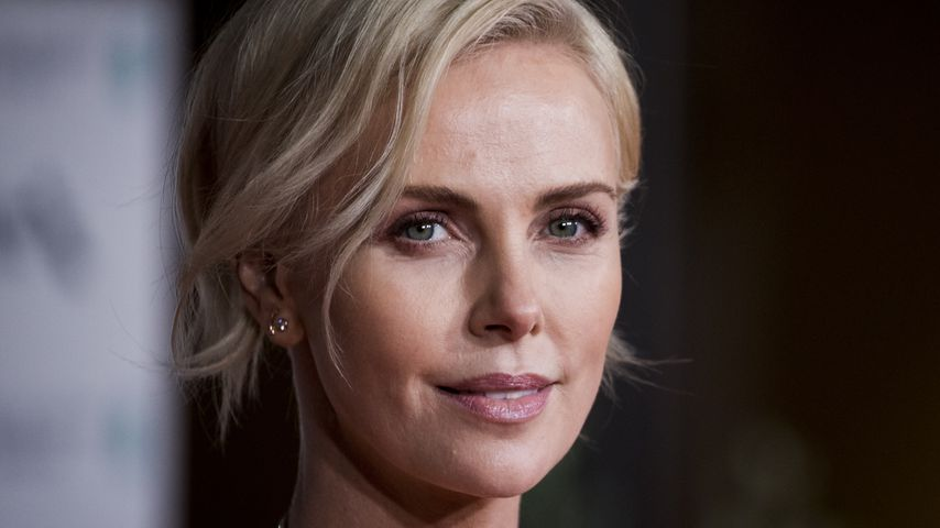 Charlize Theron bei den British Academy Film Awards im Jahr 2020