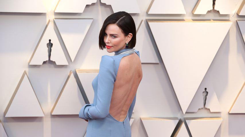 Charlize Theron bei den Oscars 2019