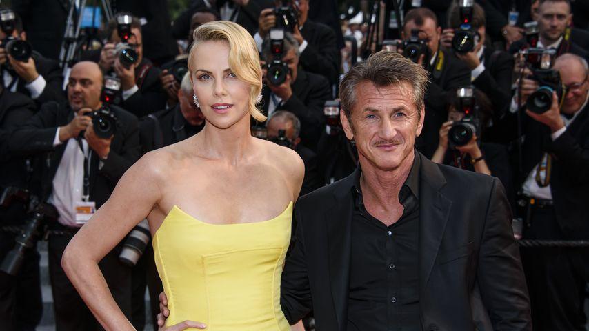 """Charlize Theron und Sean Penn bei der Premiere von """"Mad Max: Fury Road"""" in Cannes"""
