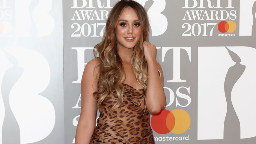"""Geordie Shore""-Star Charlotte Crosby bei den BRIT Awards 2017"