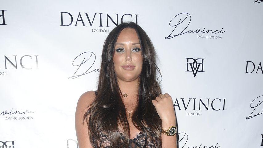 Charlotte Crosby bei der Launch Party für die DaVinci London Collection