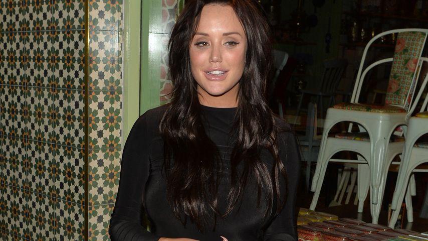 Charlotte Crosby in London