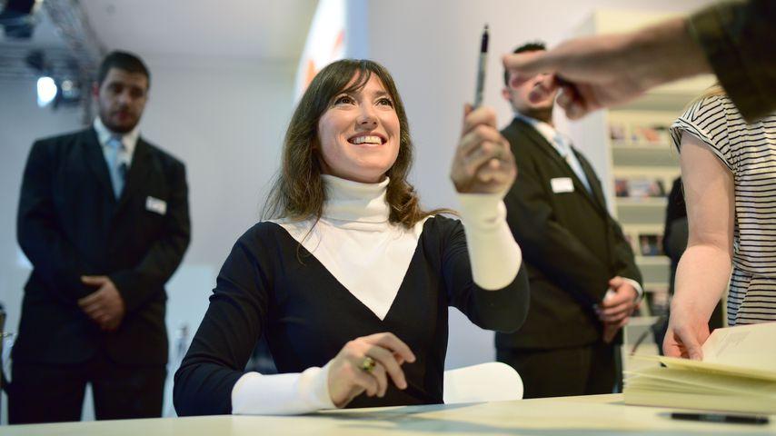 Charlotte Roche im Jahr 2015 auf der Frankfurter Buchmesse