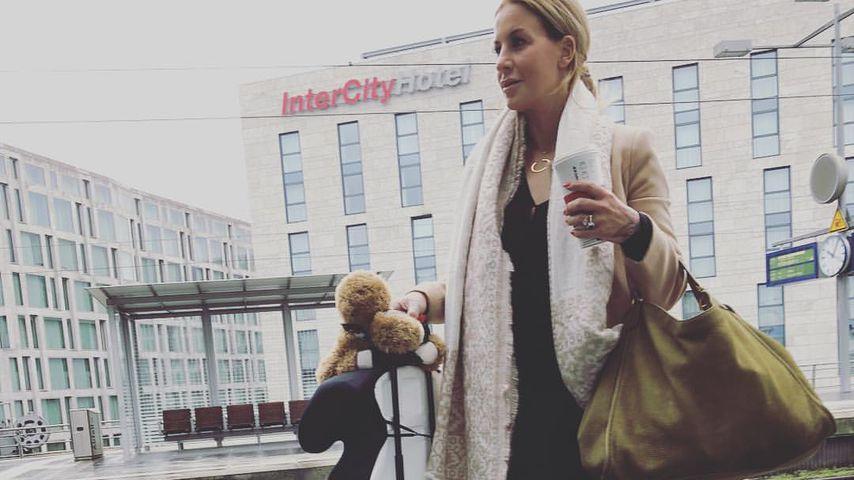 """Nach """"Let's Dance""""-Aus: Charlotte ist jetzt wieder ganz Mama"""