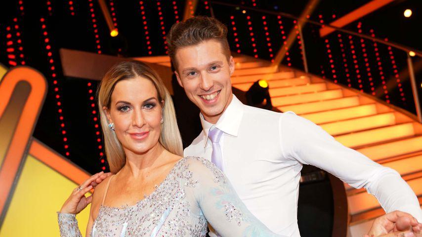 """Charlotte Würdig und Valentin Lusin, """"Let's Dance""""-Kandidaten"""