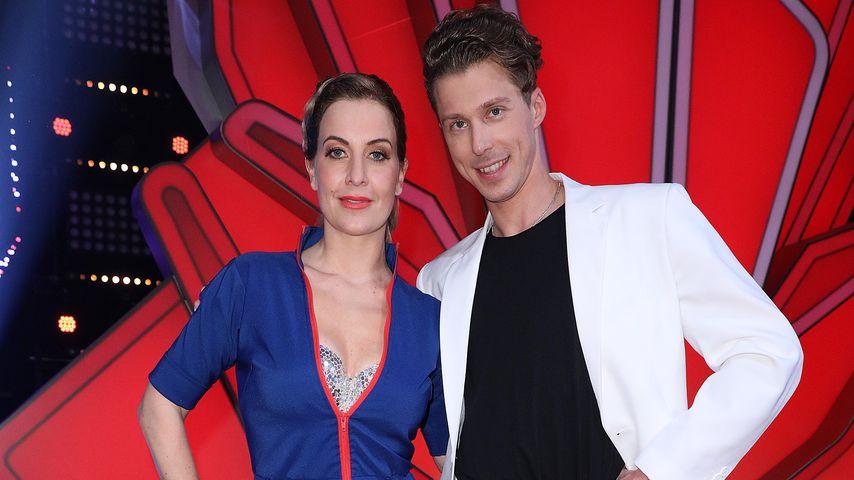 """Charlotte Würdig und Valentin Lusin, """"Let's Dance""""-Tanzpaar 2018"""