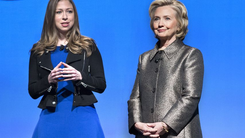 Chelsea Clinton: Jetzt leidet sie unter Mamas Wahlkampf
