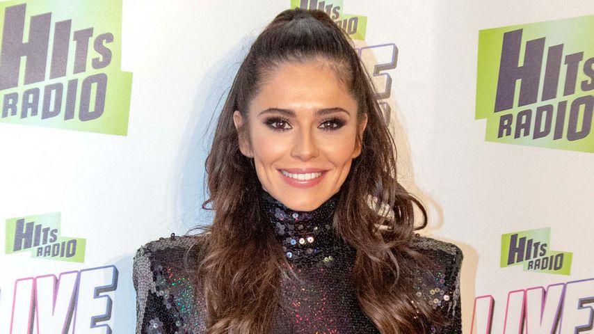 Hingucker des Abends: Cheryl Cole strahlt im hautengen Body!