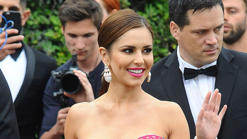 Cheryl Cole in Cannes