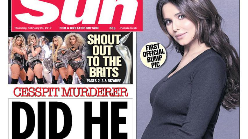 Mit XXL-Baby-Bauch: Cheryl Cole bestätigt Schwangerschaft