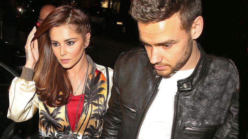 Cheryl Cole und Liam Payne in London