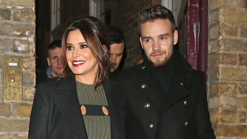 Cheryl Cole und Liam Payne unterwegs in London im November 2016